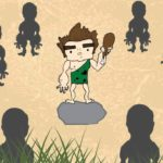 Caveman Blogger Fights for Free Speech and Internet Freedom