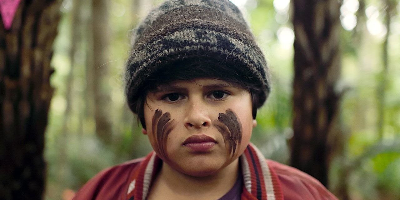 Image result for hunt for the wilderpeople still